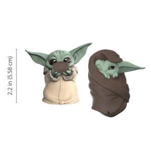 Star Wars Bounty Collection The Child (Baby Yoda) The Mandalorian Kit com 2 Figuras | R$160