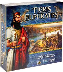 [PRIME] Jogo de Tabuleiro Tigris & Euphrates |R$215