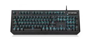 Teclado Mecanico MotoSpeed CK95, LED Blue, Switch Outemu Black, FMSTC0020AZL