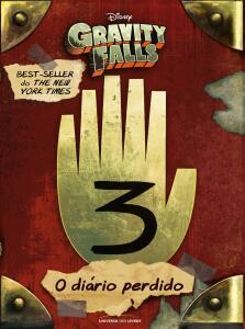 [PRIME] O Diário Perdido de Gravity Falls | R$29
