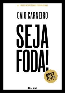 (Amazon Day) Livro Seja Foda Capa comum | R$13