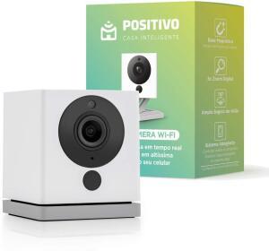 (Prime day) Smart Câmera Wi-Fi Positivo| R$182