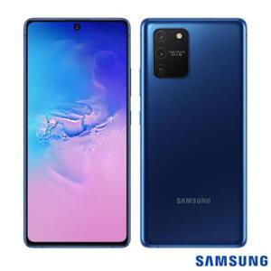 Samsung Galaxy S10 Lite   R$2.158
