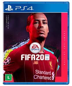 Fifa 20 Edição Champions - PlayStation | R$100