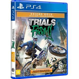 Trials Rising Edição Gold - PlayStation 4 | R$46