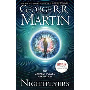 Livro NIGHTFLYERS - Capa dura   R$ 21