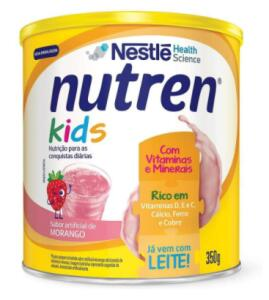 [PRIME] Nutren Kids | R$ 21
