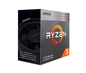 [Prime] Ryzen 3 3200G Com Gráfico Integrado | R$ 870