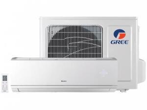 Ar-condicionado Split Gree Inverter 12.000 BTUs - Frio Hi-wall Eco Garden | R$1.520