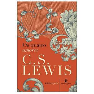 Prime day - Os quatro amores - C.S Lewis | R$15