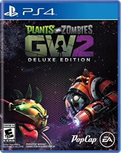 Plants vs. Zombie: Garden Warfare 2: Edição Deluxe - PS4