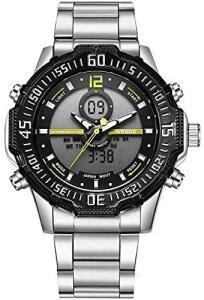 [PRIME] Relógio Masculino Weide Anadigi Wh-6105 | R$128