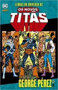 Lendas do Universo Dc. Os Novos Titãs Volume 09 | R$ 13