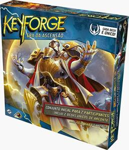 Keyforge. Era da Ascensão (Starter Set) R$58