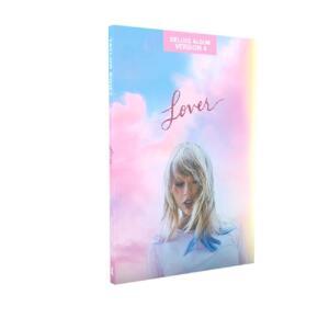 [PRIME] Taylor Swift - Lover Deluxe Versão 4   R$80