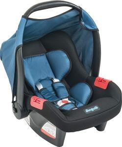 [Prime Day] Bebê Conforto Touring Evolution SE, Burigotto, Preto e Azul, Até 13 kg