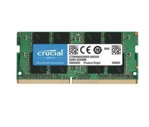 Memória Crucial, 16GB, 2666MHz, DDR4, Para Notebook