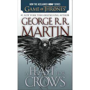 Livro A Feast For Crows - Importado | R$ 9