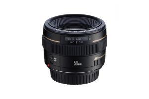 Lente Canon EF 50mm f/1.4 USM | R$ 1.349