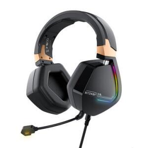 Headset Gamer BlitzWolf® BW-GH2 7.1 Surround com RGB | R$193