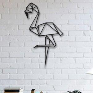 Escultura de Parede a Laser Flamingo Único | R$110