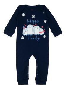 Body Bela Notte Unissex Baby Infantil Longo | R$20