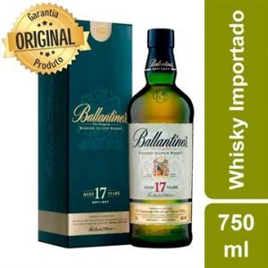 Whisky Ballantines 17 Anos 750ml | R$180