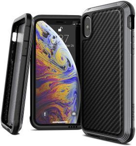 [PRIME] Capa X-Doria Chumbo para iPhone X/XS | R$ 39,00