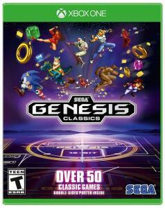 Sega Genesis Classics - Xbox One Mídia Digital | R$60