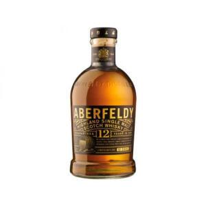 Whisky Aberfeldy Single Malt Escocês 12 anos 750ml   R$152