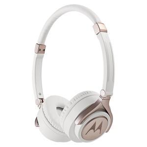 Fone de ouvido Motorola Pulse 2 com microfone (Branco)