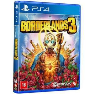 [R$49,90] Bordelands 3 PS4