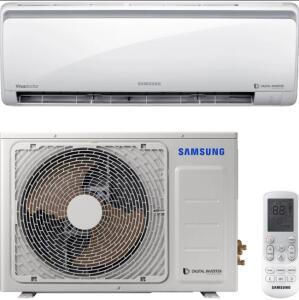 [AME R$ 1.761] Ar Condicionado Split Hi Wall Samsung Digital Inverter 8 Polos 11500 BTUs Frio 220V | R$2199