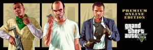 GTA V: PREMIUM ONLINE EDITION | Steam - PC | R$35