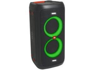 (Clube da Lu + cupom) Caixa de Som JBL - JBLPARTYBOX100BR 160W | R$1.655