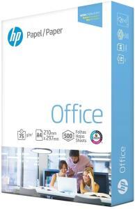 (Prime) Papel Sulfite A4 75g, HP Office, 500 Folhas, Branco | R$18