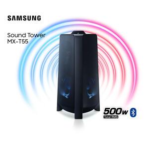 Samsung MX-T55 com 500w rms e Som Bidirecional