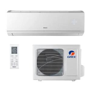 Ar Condicionado Split Hw Inverter Gree Eco Garden 12.000 Btus Quente/Frio