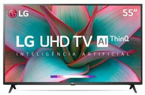 Smart TV 4K 55 LG LED UHD 55UN7310PSC