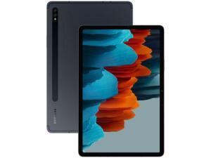 "[APP+Clube da Lu] Tablet Samsung Galaxy Tab S7 com Caneta 11"" 4G - Wi-Fi 256GB Android Octa-Core Câm Dupla + Selfie - Samsung Galaxy T"