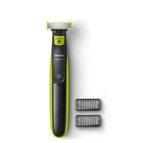 Barbeador Philips OneBlade QP2521/10 Bivolt Cinza e Verde | R$151