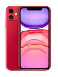 iPhone 11 Apple (PRODUCT) Vermelho™, 128GB   R$ 4399