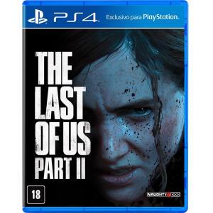 Jogo The Last of Us Part II   R$155