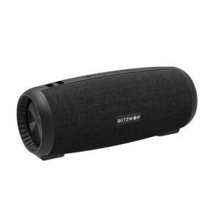 Caixa de som Bluetooth BlitzWolf® BW-WA1 12W SD   R$264