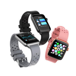 SmartWatch BlitzWolf® BW-HL1Pro   R$135