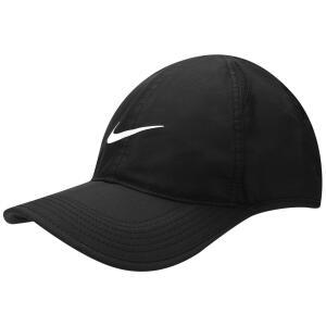 Boné Nike Aba Curva Featherlight - Preto Único | R$62