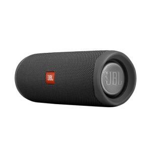 Caixa De Som Bluetooth JBL Flip 5 20W A Prova De Água Preto | R$ 689