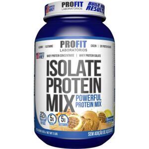 Whey Isolate Protein Mix Profit Laboratório 907g | R$ 43