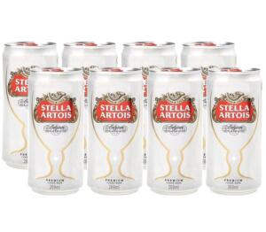 [MAGALU] Stella Artois c/ 8 unidades | R$11