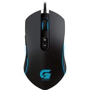 Fortrek PRO M7 RGB - Mouse Gamer, Preto | R$61